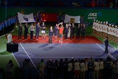 Shanghai Rolex förlage 2014 Arkivfoton