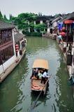 Shanghai rural village Royalty Free Stock Images