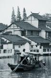Shanghai rural village Stock Image
