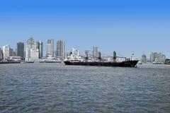 Shanghai ship Royalty Free Stock Photos