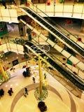 Shanghai shopping mall Royalty Free Stock Photos