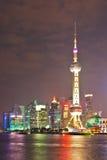 Shanghai-Skyline Stockfoto