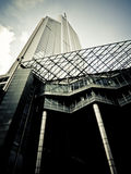 Shanghai skyscraper Stock Photos