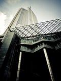 Shanghai skyskrapa Arkivfoton