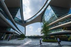 Shanghai Soho Stock Image