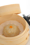 Shanghai soup dumpling Stock Photo
