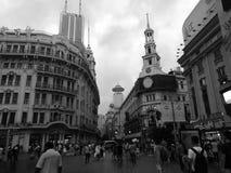 Shanghai stad Royaltyfri Bild