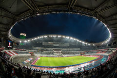 Shanghai Stadium Stock Photos