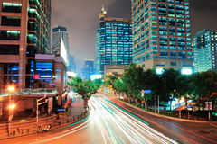 Shanghai street view Stock Photos