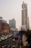 Shanghai Streets Stock Image