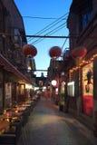 Shanghai tianzifang Stock Afbeelding