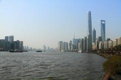 Shanghai torn Arkivbilder