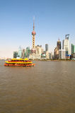 Shanghai tourism Royalty Free Stock Photography