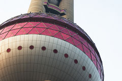 Shanghai tower 1 Royalty Free Stock Images