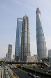Shanghai Tower Stock Photo