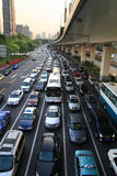 Shanghai Traffic Royalty Free Stock Photo