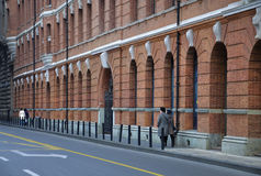 Shanghai Urban Royalty Free Stock Photo
