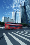 Shanghai Urban Construction Royalty Free Stock Images