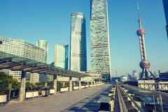 Shanghai  Urban landscape and modern architecture. Urban landscape and modern architecture , in Shanghai  China Stock Image