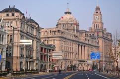 Shanghai Urban, Skyline Royalty Free Stock Images