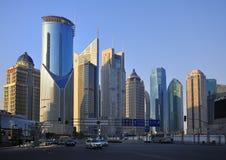 Shanghai Urban, Skyline Stock Photos