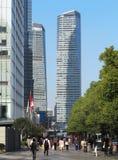 Shanghai Urban, Skyline Royalty Free Stock Photo