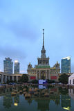 Shanghai utställningmitt Royaltyfri Foto