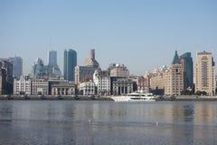 Shanghai waitan Immagine Stock Libera da Diritti