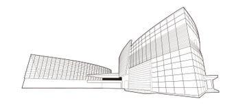 Shanghai-Welt-Ausstellung-USA Pavillion 2010 Lizenzfreies Stockbild