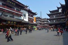 Shanghai -  Yuyuan Tourist Mart Royalty Free Stock Photos