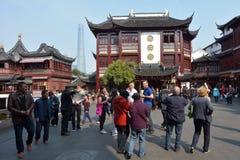 Shanghai -  Yuyuan Tourist Mart Stock Image