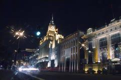 Shanghai-Zollamt Lizenzfreies Stockbild