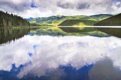 shangri озера la Стоковое Изображение