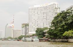 Shangri-La Hotel, Bangkok Stock Photography