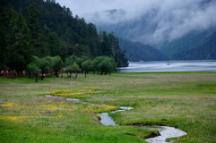 Shangri-La, Pudacuo National Park Stock Photo