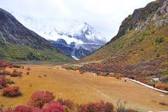 Shangri-La, verlorener Horizont Lizenzfreies Stockbild