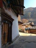 Shangrila, Китай Стоковое Изображение RF