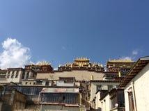 Shangrila, Китай Стоковое Изображение
