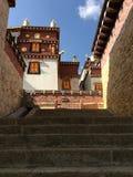 Shangrila, Китай Стоковая Фотография RF