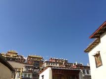 Shangrila, Китай Стоковое Фото