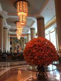 Гостиница Shangrila, Сингапур Стоковое фото RF