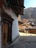 Shangrila, Cina Immagine Stock Libera da Diritti
