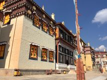 Shangrila, Cina Fotografia Stock Libera da Diritti