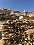 Shangrila, Cina Immagini Stock Libere da Diritti