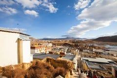 Shangrila, il Yunnan, Cina Immagine Stock