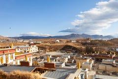 Shangrila, il Yunnan, Cina immagini stock