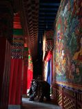 Shangrila Kina Arkivfoto