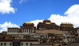 shangrila lijiang, yunnan, Κίνα Στοκ Εικόνες