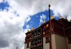 Shangrila lijiang ,yunnan,china Royalty Free Stock Photos