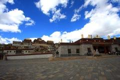Shangrila lijiang ,yunnan,china Royalty Free Stock Photo